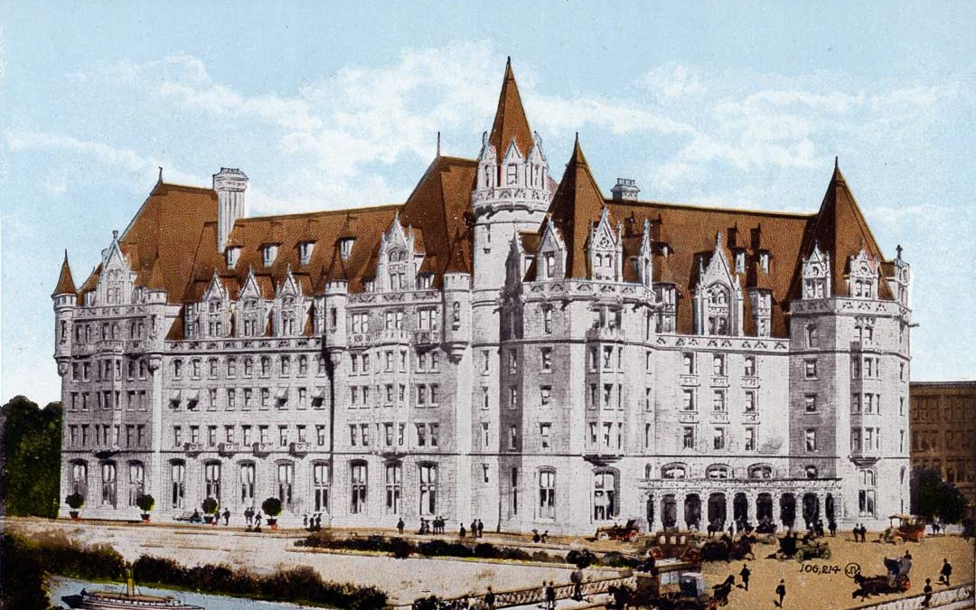 The Chateau Laurier Imagined