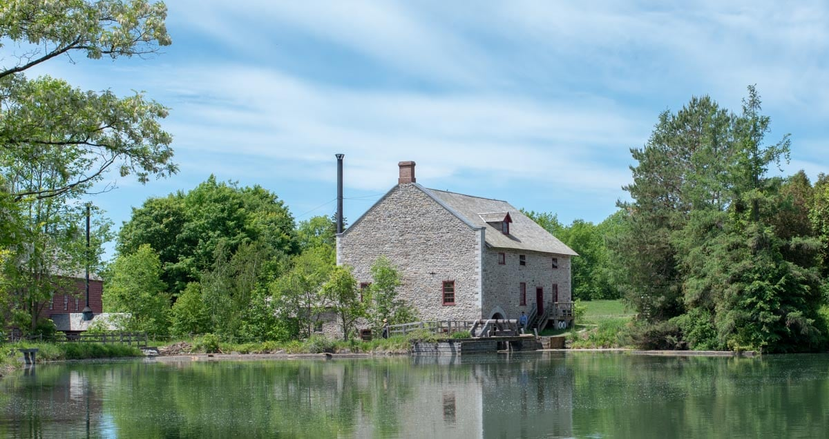 Take a Trip into the Past at Upper Canada Village