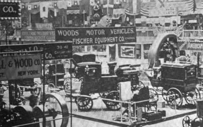 What Make was Ottawa's First Car?