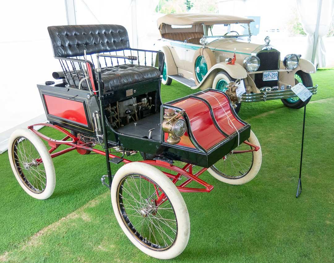 Locomobile steam car 1899