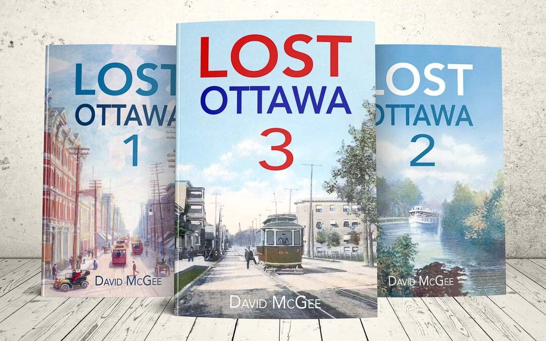 All Lost Ottawa Paperbacks Available on Amazon