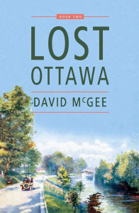 Lost Ottawa, Book Two Front Cover