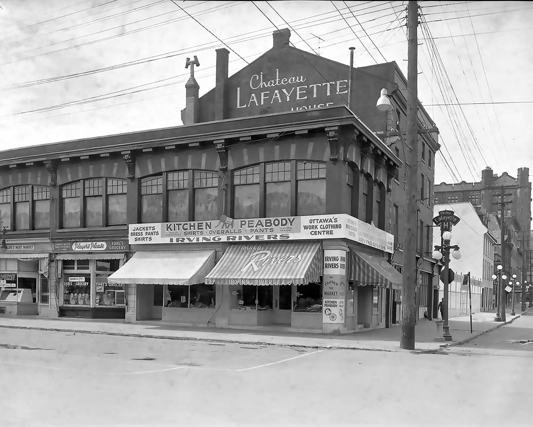 Irving Rivers Store Byward Market