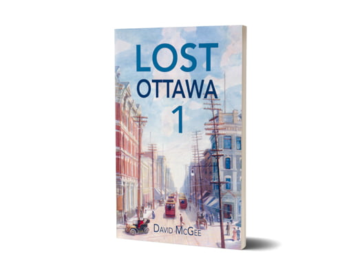 Cover of Lost Ottawa Book 1