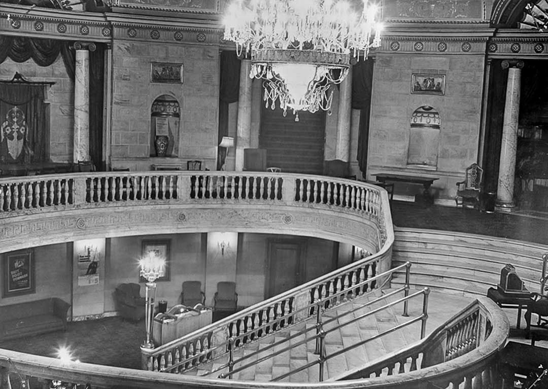 Staircase Capitol Theatre