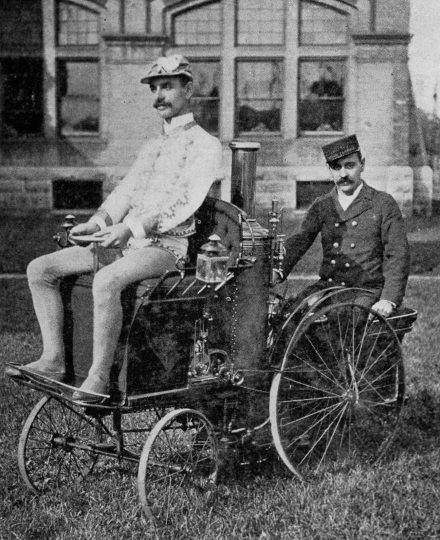 Phillions Quadricycle