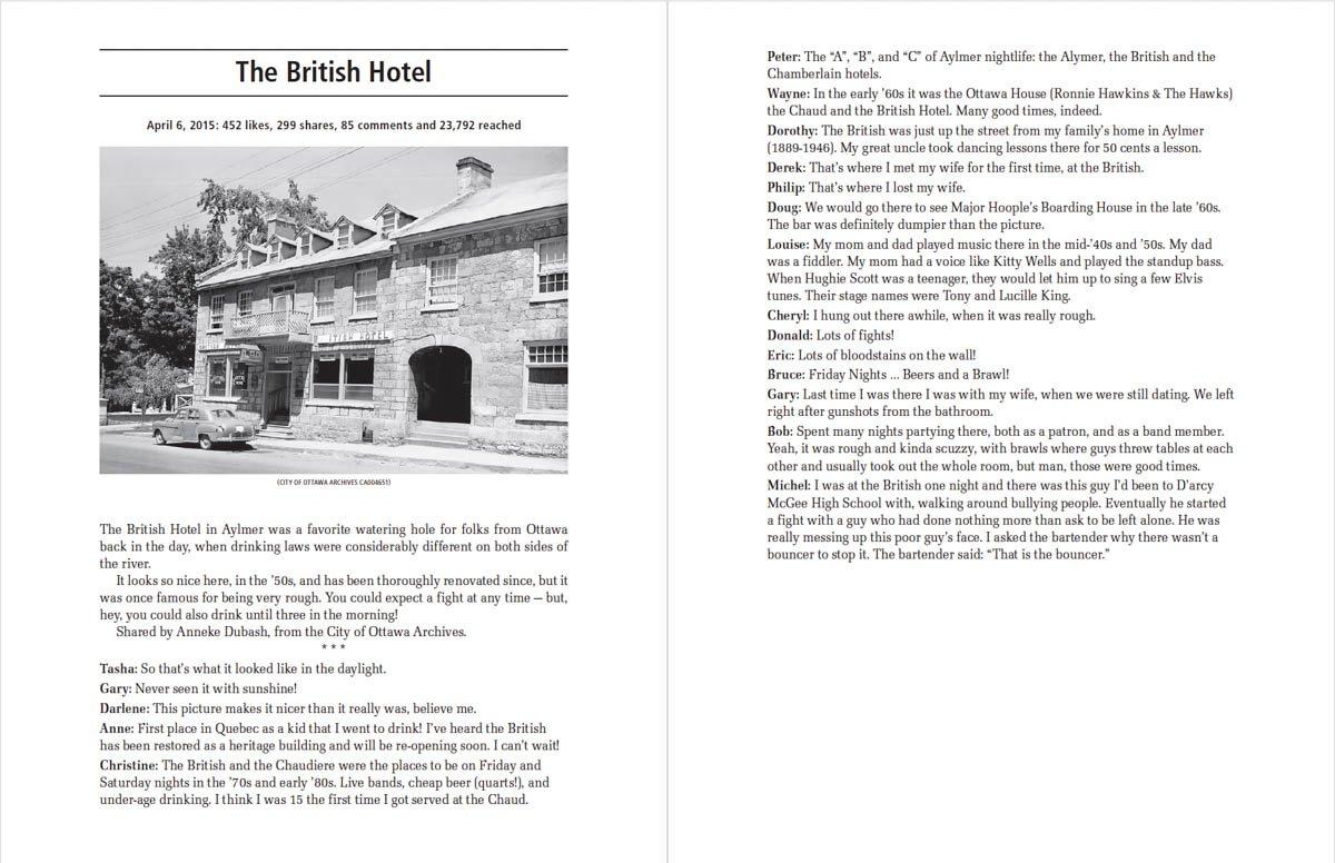 Bristol Hotel in Aylmer