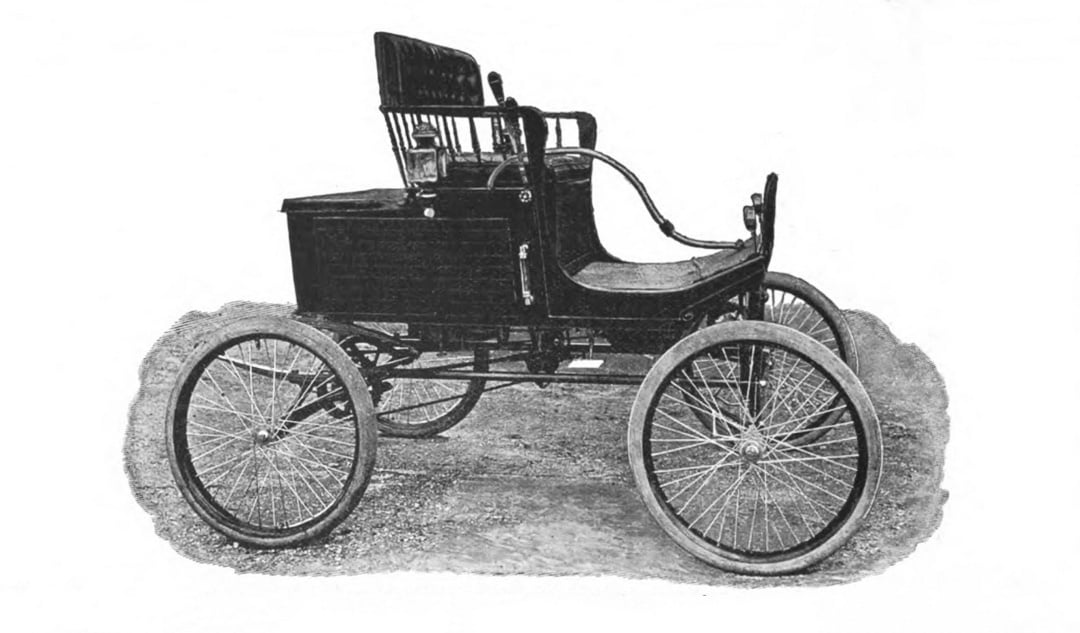 Fisher Electric Stanhope 1899